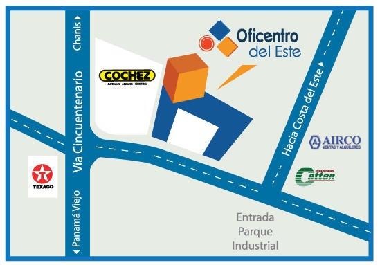 Oficina Panama>Panama>Costa del Este - Alquiler:1.415 US Dollar - codigo: 15-465