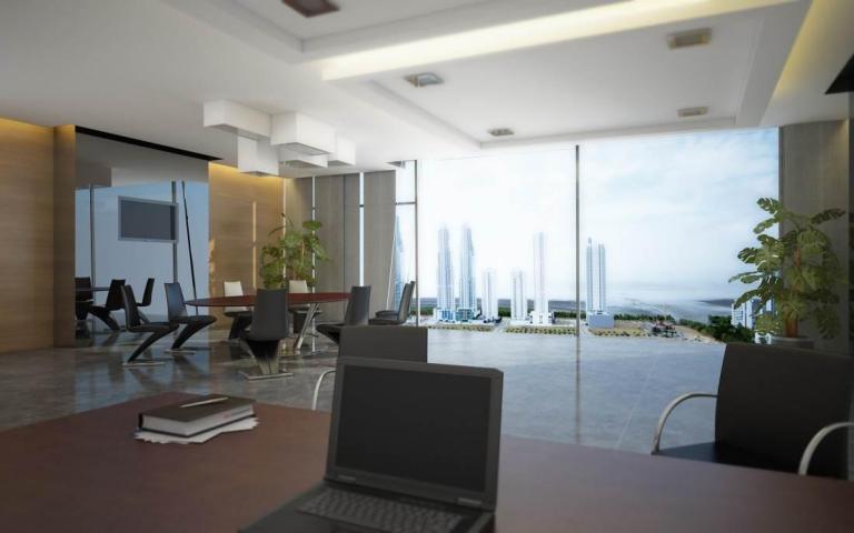 Oficina Panama>Panama>Costa del Este - Venta:271.200 US Dollar - codigo: 15-528