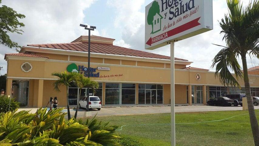 Local comercial Panama>La chorrera>Chorrera - Alquiler:3.250 US Dollar - codigo: 15-705