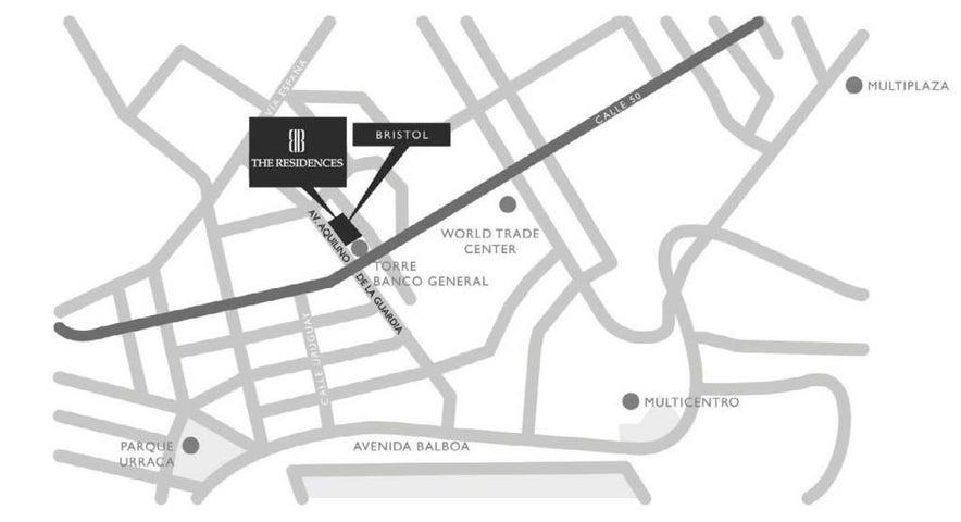 Apartamento Panama>Panama>Bellavista - Venta:435.000 US Dollar - codigo: 15-818