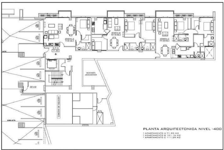 Apartamento Panama>Panama>Dos Mares - Venta:224.000 US Dollar - codigo: 15-872