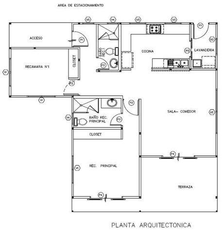 Casa Panama>Panama Oeste>Capira - Venta:164.356 US Dollar - codigo: 15-897