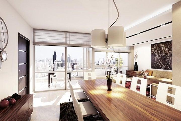 Apartamento Panama>Panama>El Cangrejo - Venta:415.450 US Dollar - codigo: 15-933
