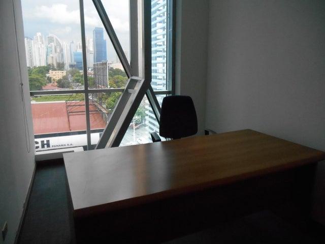 Oficina Panama>Panama>San Francisco - Alquiler:3.020 US Dollar - codigo: 15-1064