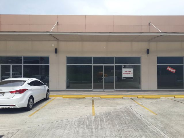 Local comercial Panama>Panama>Tocumen - Alquiler:2.512 US Dollar - codigo: 15-1090