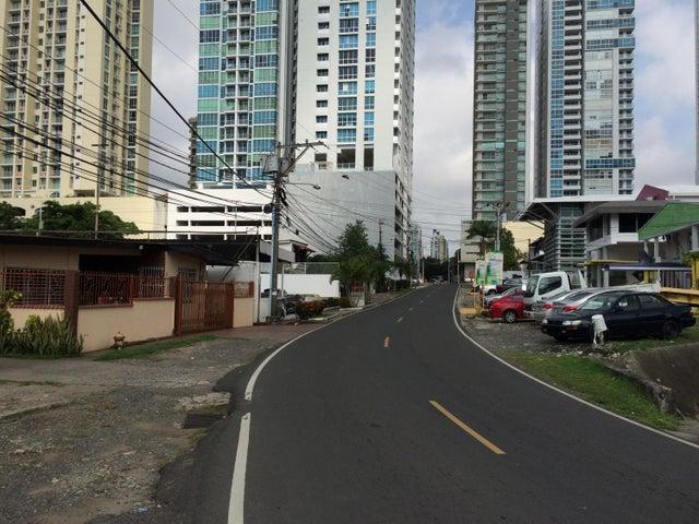 Terreno Panama>Panama>San Francisco - Venta:775.000 US Dollar - codigo: 15-1244