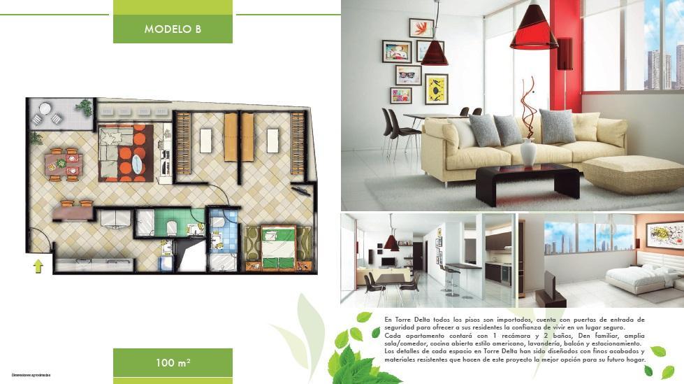 Apartamento Panama>Panama>El Carmen - Venta:207.000 US Dollar - codigo: 15-1264