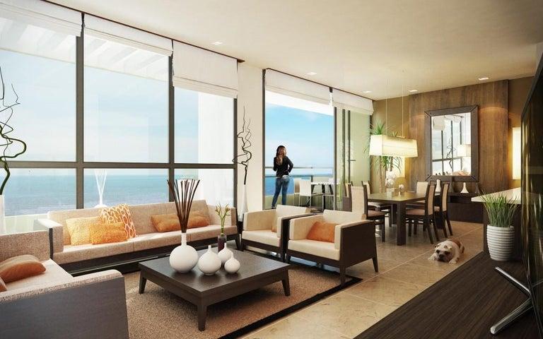 Apartamento Panama>Panama>Coco del Mar - Venta:595.200 US Dollar - codigo: 15-1278