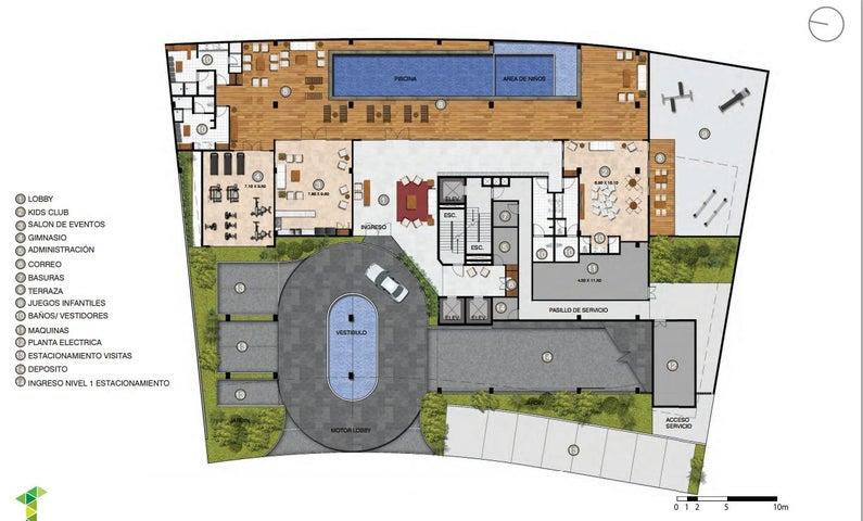 Apartamento Panama>Panama>Santa Maria - Venta:1.237.950 US Dollar - codigo: 15-1289