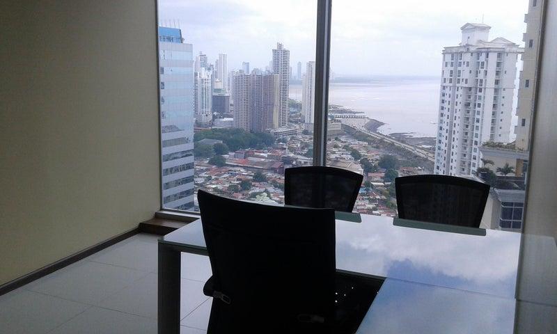 Oficina Panama>Panama>Punta Pacifica - Alquiler:1.165 US Dollar - codigo: 15-1305