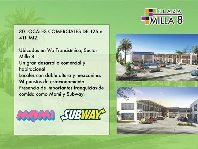 Local comercial Panama>Panama>Transistmica - Alquiler:3.170 US Dollar - codigo: 15-1323