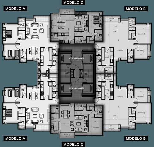 Apartamento Panama>Panama>El Cangrejo - Venta:174.000 US Dollar - codigo: 15-1363