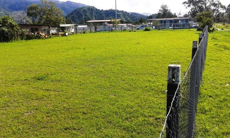 Terreno Chiriqui>Chiriqui>Chiriqui - Venta:85.000 US Dollar - codigo: 15-1595