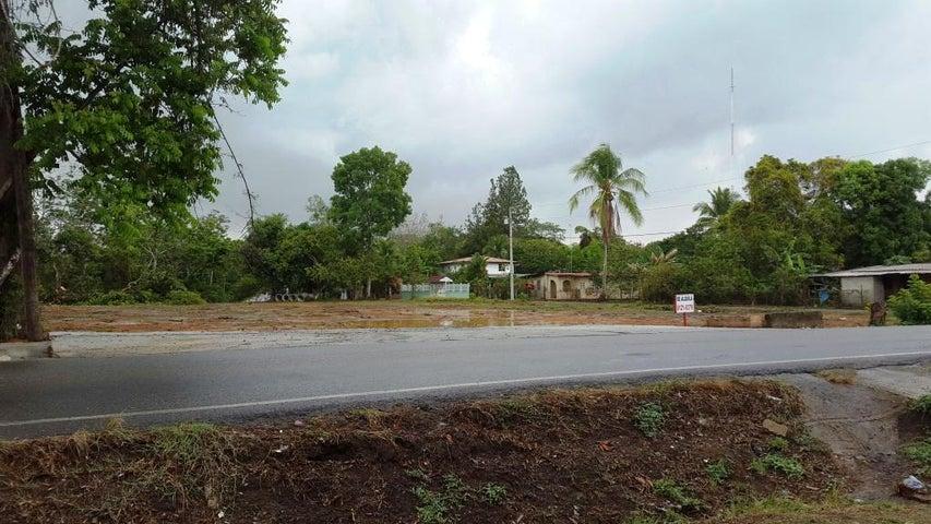 Terreno Panama>Panama Oeste>Capira - Venta:29.000 US Dollar - codigo: 15-1635