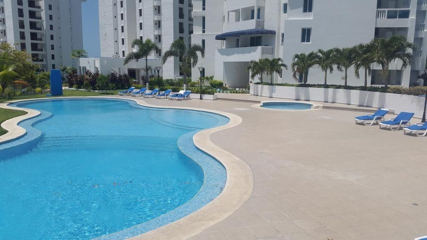 Apartamento Cocle>Rio Hato>Playa Blanca - Venta:225.000 US Dollar - codigo: 15-1786