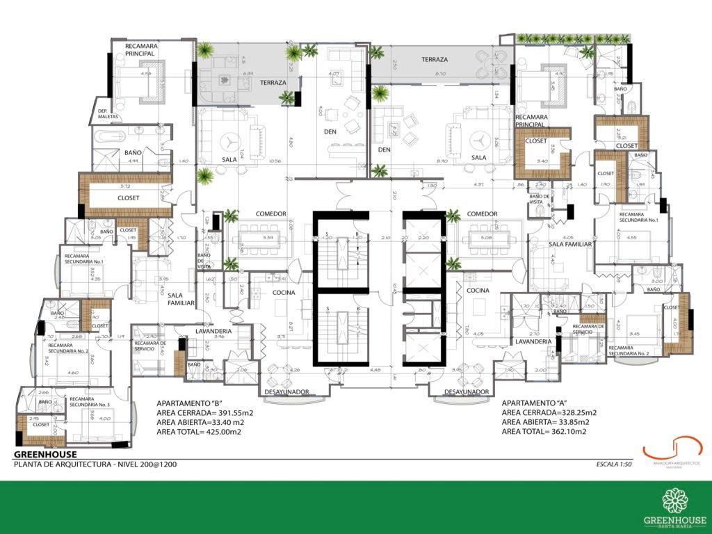 Apartamento Panama>Panama>Santa Maria - Venta:1.241.000 US Dollar - codigo: 15-1879