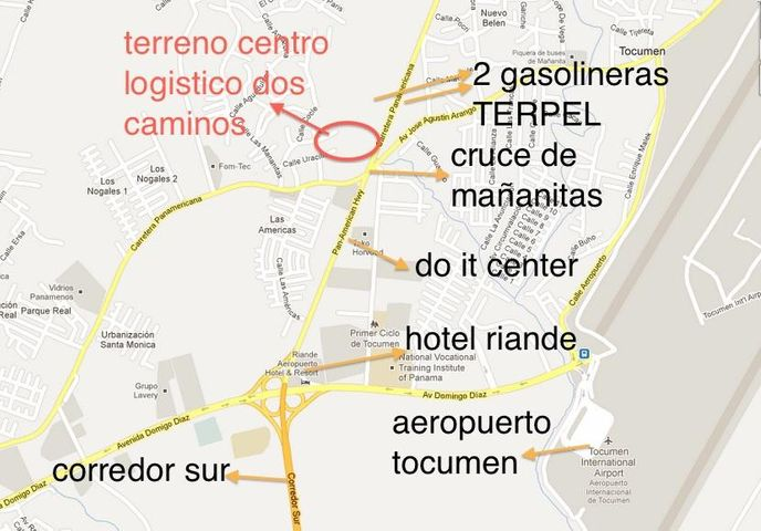 Local comercial Panama>Panama>Tocumen - Venta:648.645 US Dollar - codigo: 15-1844