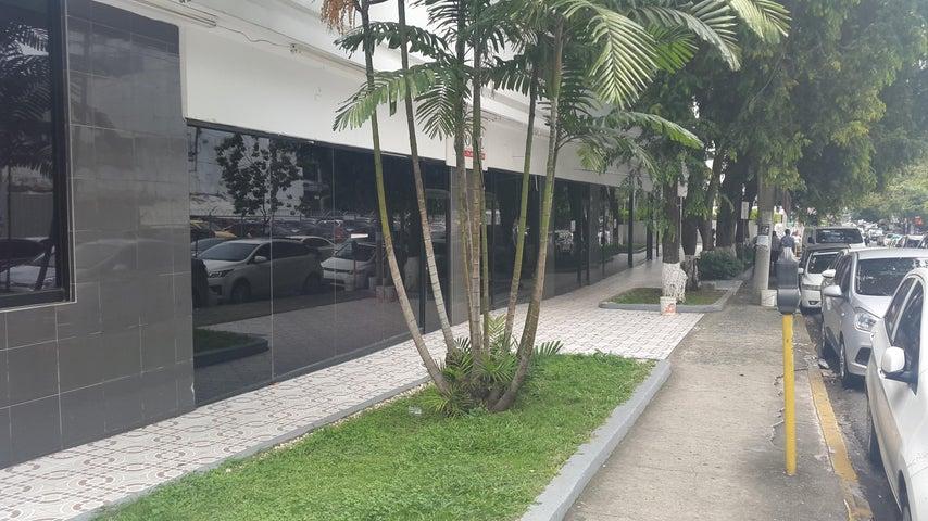 Oficina Panama>Panama>Via España - Alquiler:4.365 US Dollar - codigo: 15-1960