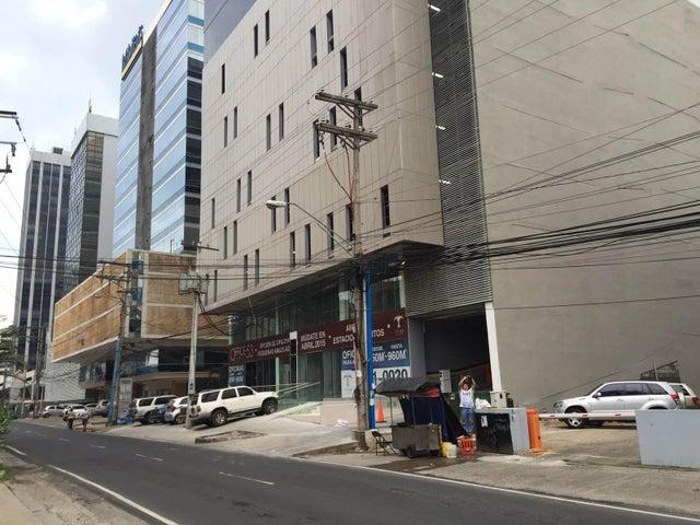Oficina Panama>Panama>Obarrio - Alquiler:2.329 US Dollar - codigo: 14-595