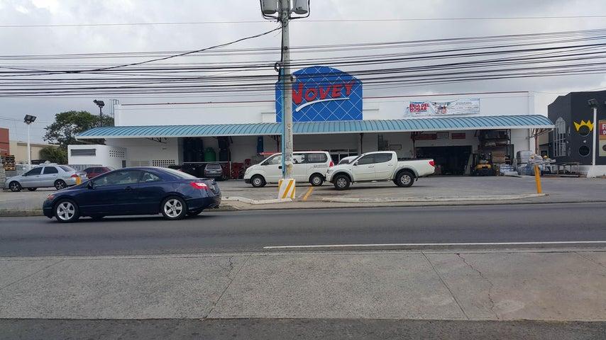 Local comercial Panama>La chorrera>Chorrera - Alquiler:7.500 US Dollar - codigo: 15-2072