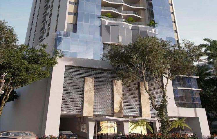 Apartamento Panama>Panama>San Francisco - Venta:554.500 US Dollar - codigo: 15-2651