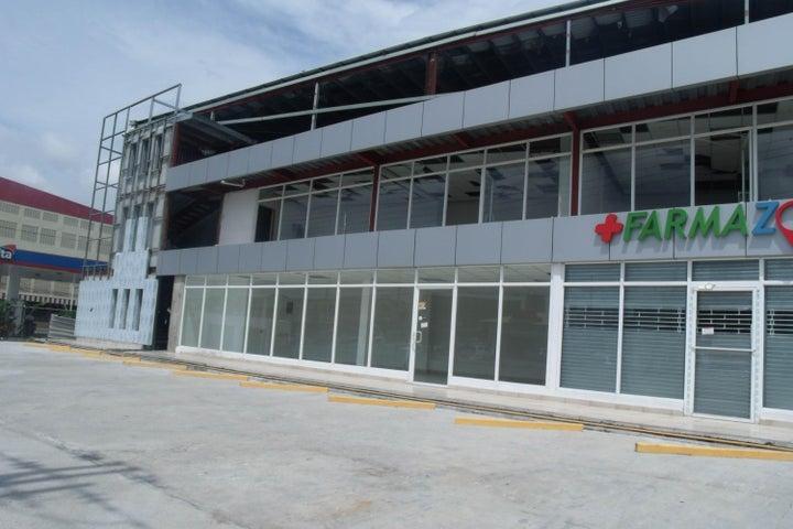 Consultorio Panama>Panama>Juan Diaz - Alquiler:1.811 US Dollar - codigo: 15-2771