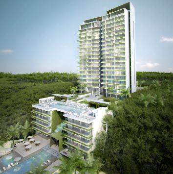 Apartamento Panama>San Carlos>San Carlos - Venta:313.500 US Dollar - codigo: 15-2988