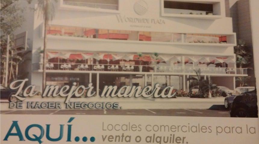 Edificio Panama>Panama>Via España - Venta:386.360 US Dollar - codigo: 15-3365