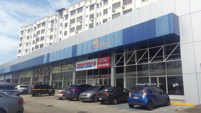 Local comercial Panama>San Miguelito>El Crisol - Alquiler:4.200 US Dollar - codigo: 15-3406
