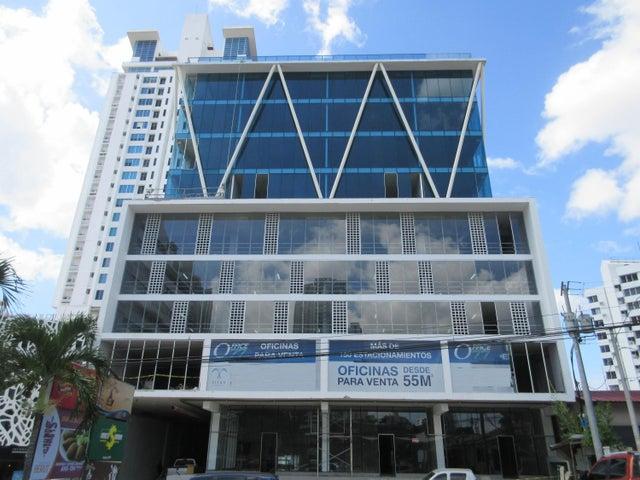 Oficina Panama>Panama>San Francisco - Venta:312.588 US Dollar - codigo: 14-435