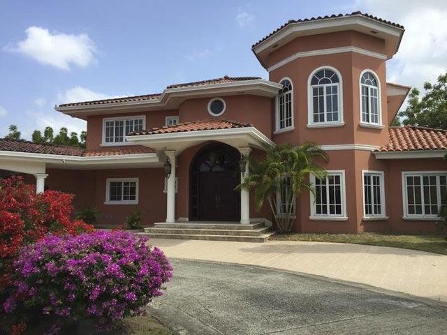 Casa Panama>Panama>Costa del Este - Venta:1.600.000 US Dollar - codigo: 15-1825