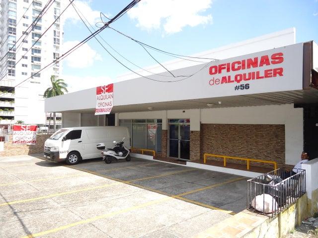 Oficina Panama>Panama>Coco del Mar - Alquiler:950 US Dollar - codigo: 16-251