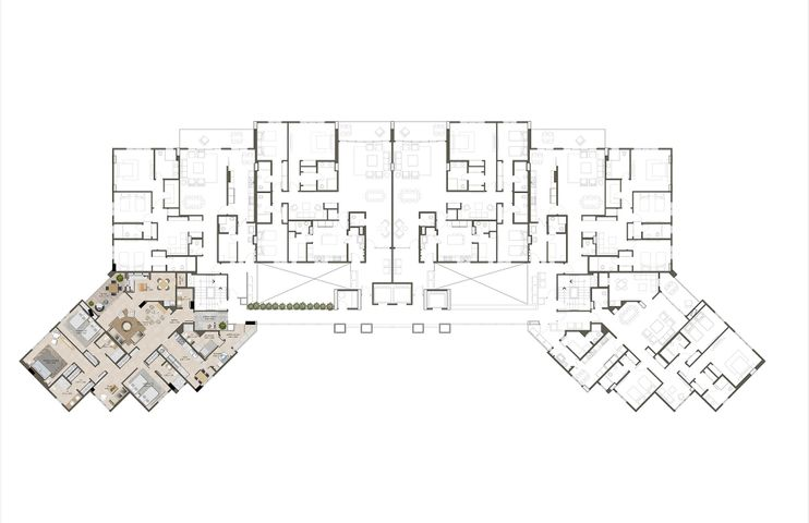 Apartamento Panama>Panama>Santa Maria - Venta:665.610 US Dollar - codigo: 16-369