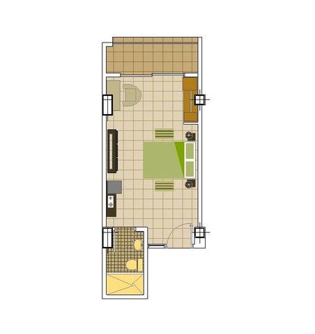 Apartamento Panama>Chame>Coronado - Venta:63.000 US Dollar - codigo: 15-2867