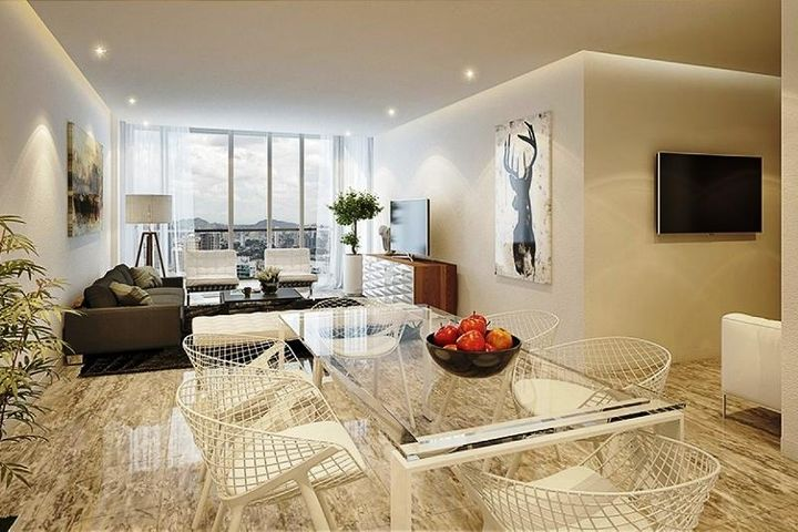 Apartamento Panama>Panama>Bellavista - Venta:373.550 US Dollar - codigo: 16-830