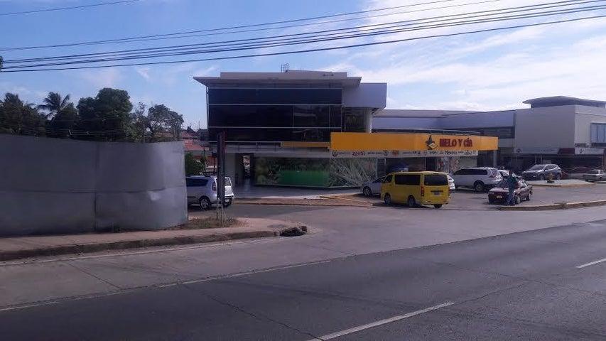 Local comercial Panama>La chorrera>Chorrera - Alquiler:650 US Dollar - codigo: 16-981