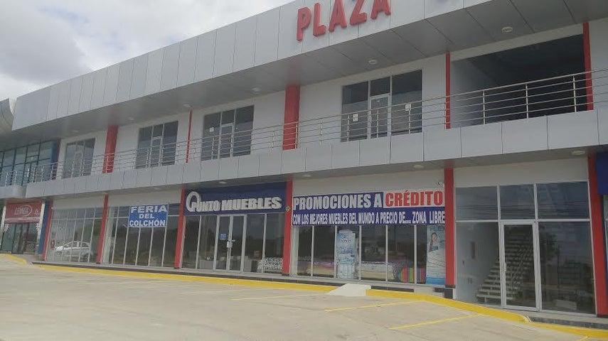 Local comercial Panama>Panama Oeste>Arraijan - Alquiler:715 US Dollar - codigo: 16-1048