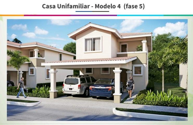 Casa Panama>Panama>Panama Pacifico - Venta:339.995 US Dollar - codigo: 16-1603