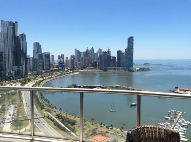 Apartamento Panama>Panama>Avenida Balboa - Alquiler:2.850 US Dollar - codigo: 16-1969