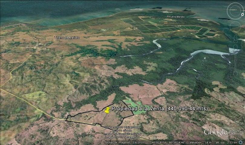 Terreno Veraguas>Veraguas>Veraguas - Venta:450.000 US Dollar - codigo: 16-1987