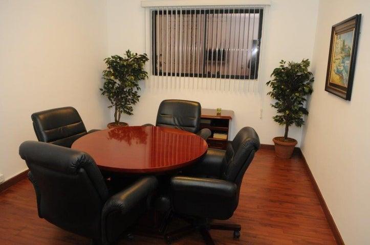 Oficina Panama>Panama>Bellavista - Alquiler:1.300 US Dollar - codigo: 16-2035