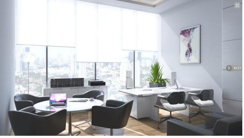 Oficina Panama>Panama>San Francisco - Venta:334.800 US Dollar - codigo: 16-2117