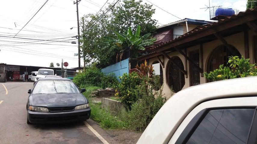 Terreno Panama>Panama>Juan Diaz - Venta:290.000 US Dollar - codigo: 16-2177
