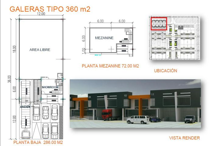Galera Panama>Panama>Tocumen - Venta:1.009.800 US Dollar - codigo: 16-2161