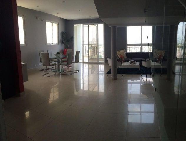 Apartamento Panama>Panama>Obarrio - Venta:400.000 US Dollar - codigo: 16-2372