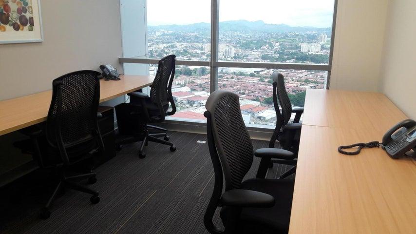 Oficina Panama>Panama>Costa del Este - Alquiler:2.169 US Dollar - codigo: 16-2377