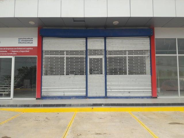 Local comercial Panama>Panama Oeste>Arraijan - Alquiler:2.300 US Dollar - codigo: 16-2649