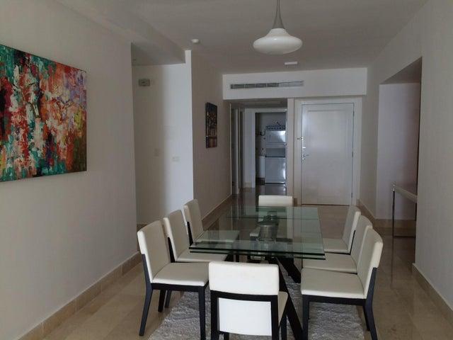 Apartamento Panama>Panama>Avenida Balboa - Alquiler:3.200 US Dollar - codigo: 16-2853