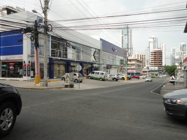 Local comercial Panama>Panama>San Francisco - Alquiler:3.850 US Dollar - codigo: 16-2866