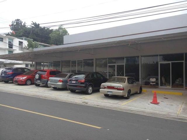 Local comercial Panama>Panama>San Francisco - Alquiler:3.075 US Dollar - codigo: 15-3574